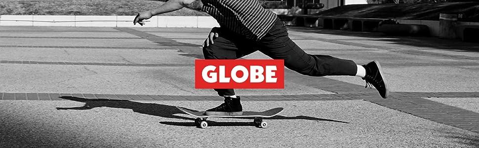 Globe Motley Mid Skateboard Homme