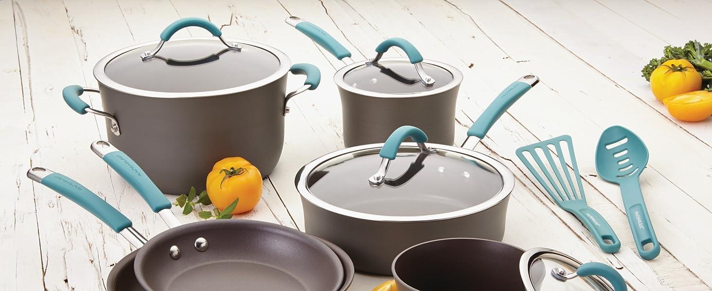 cookware, nonstick cookware, pots and pans, nonstick skillet, pans, nonstick pans
