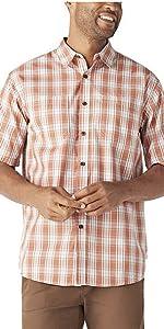 plaid shirt, work shirt, men's shirt, Carhartt pant, Carhartt tee, Levis, Wrangler, Lee, Volcom