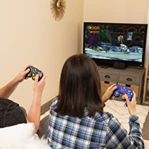 PowerA, Nintendo Switch, GameCube, Wireless, Controllers