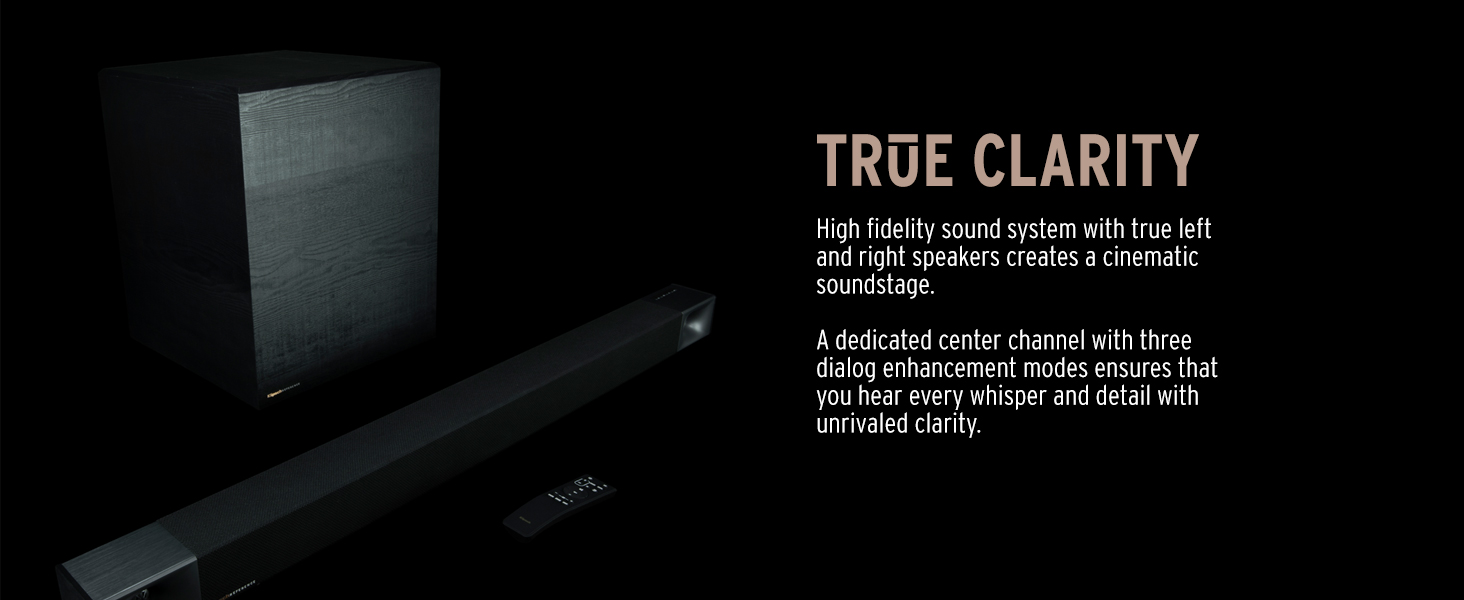 KLIPSCH CINEMA 600 SOUND BAR, SOUND BAR, BEST SOUND BAR, CINEMA 600