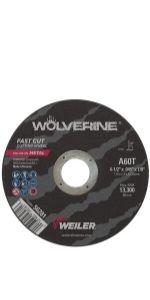 Wolverine AO Cutting Wheels