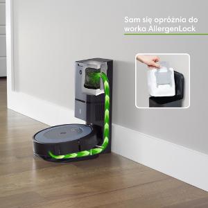 iRobot Roomba i3+ stacja Clean Base
