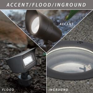 Accent/Flood/Inground