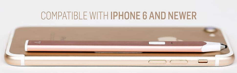 Adonit Snap 2, iPhone