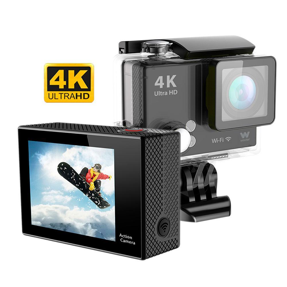 Woxter Sportcam 4K Cámara Deportiva Digital