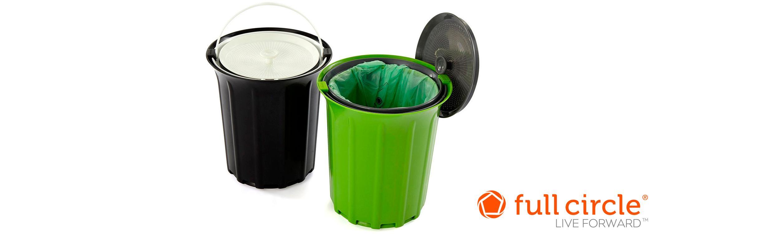 Amazon Com Full Circle Breeze Odor Free Countertop