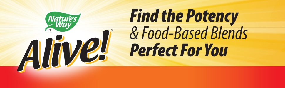 Find the Potency & Food-Based Blends Perfect For You
