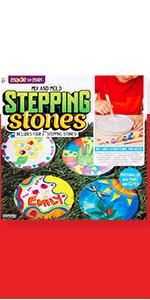 Made By Me: Stepping Stones