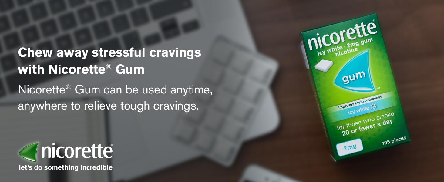 nicorette gum quit smoking