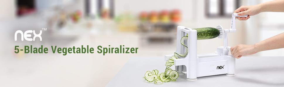 Vegetable Spiralizer
