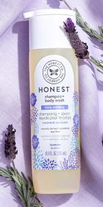 Truly Calming Lavender Shampoo + Body Wash