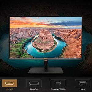 Asus Proart Pa32ucx Pk 81 28 Cm Professional Monitor Computer Zubehör