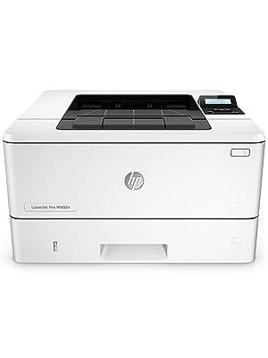 HP LaserJet Pro M402n - Impresora láser monocromo (A4 negro, hasta 38 ppm, de 750 a 4000 páginas al mes, 1 USB 2.0 de alta velocidad, 1 USB host)