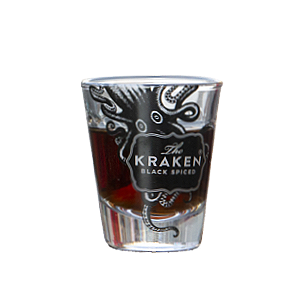 The Kraken rum nero speziato idee regalo per lui idee regali originali alcolici drink party bevanda