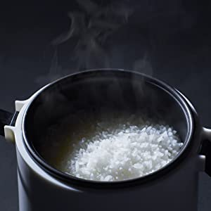 炊き立てのご飯