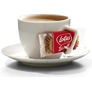 Lotus Biscoff Biscuit Cookie Coffee Pair Caramel Caramelised Belgium Belgian