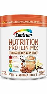 Centrum Nutrition Protein Mix Metabolism Support