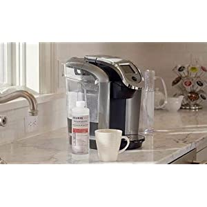 Keurig Coffee Maker Descaler Instructions : Keurig Descaling Kit. How To Get A Clean Keurig Coffee Machine. Descaling Solution. 2pack. How ...