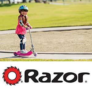 Razor, Razor Jr., folding, escúter, plegable, patín, acero