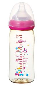 母乳実感デザイン