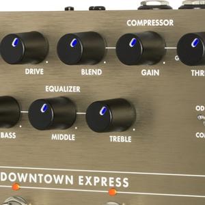 LED; Knobs; Bass
