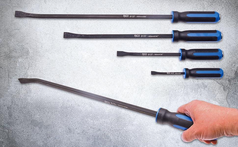 KFZ-Werkzeuge Stemmhebel-Satz 4-tlg. Business & Industrie