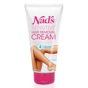nads sensitive hair removal body cream
