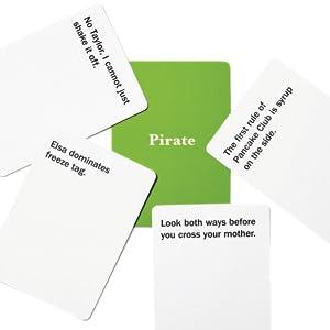utter nonsense cards