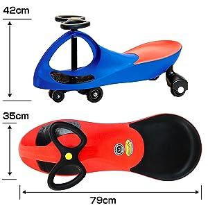 プラズマカー 三輪車 乗用玩具 自転車 バランスバイク