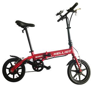 Helliot SIAM - Bicicletas eléctricas de 250W