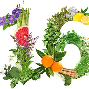 16 natural ingredients