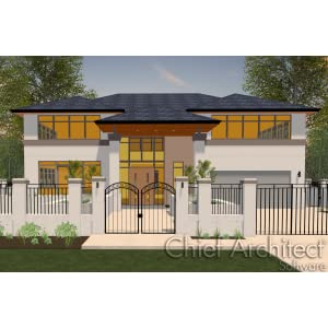 Chief architect home designer suite 2018 dvd for Home designer architectural 2018 product key