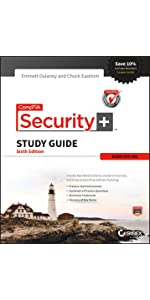 Security+ Study Guide, Security+ Exam SY0-104