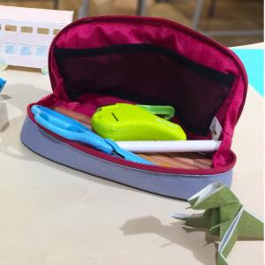 ペンケース 筆箱 ふでばこ 男の子 男子 たくさん入る 使いやすい かっこいい 筆記用具入れ 小学生 中学生 高校生 ツールケース 見つけやすい コクヨ  シェルブロ 見つけやすい ガバッと