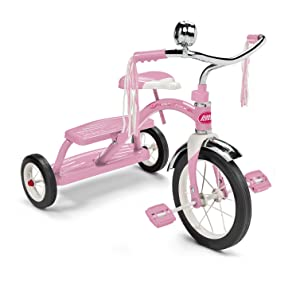 Radio flyer triycle for toddlers outdoor activities
