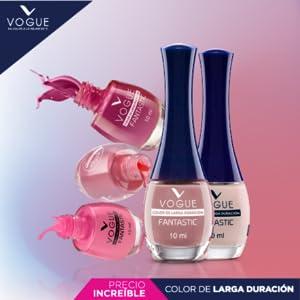 color, uñas, esmalte, rosa