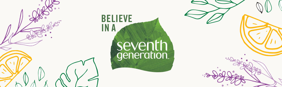 Seventh Generation;Laundry;Dish Soap;disinfecting cleaner;multipurpose cleaner;paper towel;natural