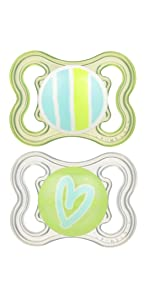 Amazon.com : MAM Pacifiers, Newborn Pacifier, Best Pacifier ...
