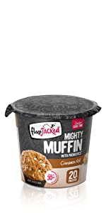 FlapJacked Cinnamon Roll Mighty Muffin