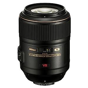 105mm Macro lens