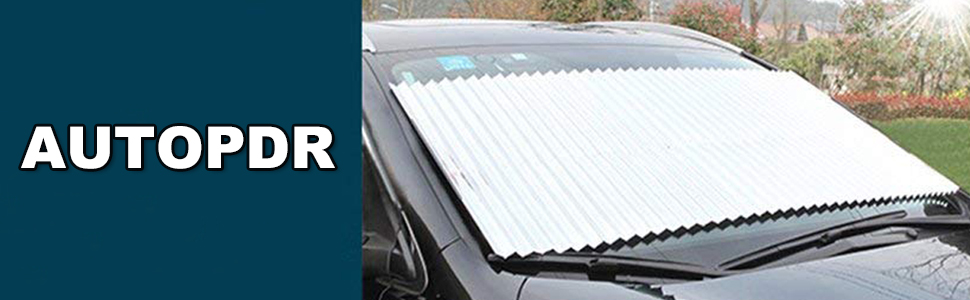 auto shade for windshield