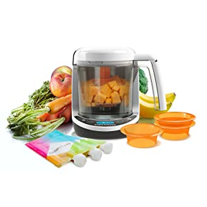 Complete Baby Food Making System