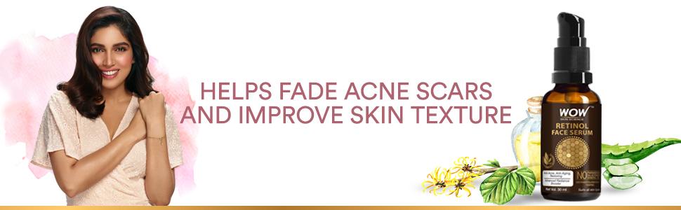 WOW Skin Science Retinol Face Serum - 30mL