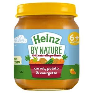 Heinz Infant Jars
