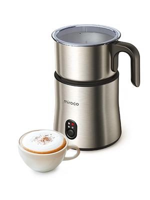 capuccino milk steamer