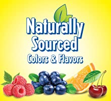 Naturally Sourced Images and Flavors