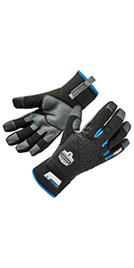 817wp thermal winter gloves