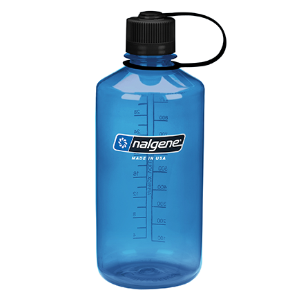 Amazon.com   Nalgene Tritan Narrow Mouth BPA-Free Water Bottle ... 8d313a96c971