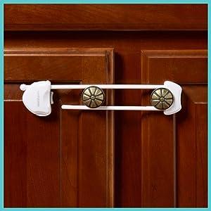 Large Sliding Cabinet Locks